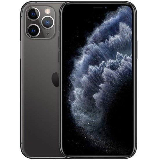 Apple iPhone 11 Pro With FaceTime Space Gray 256GB 4G LTE