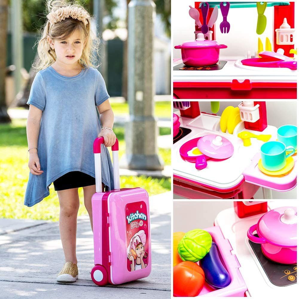 Kitchen Little Chef Toys