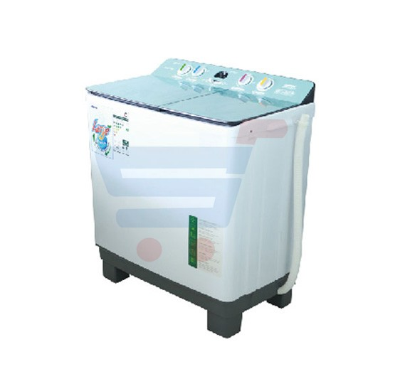 Buy Geepas Semi Auto Twin Tub Washing Machine 10Kg Online ...