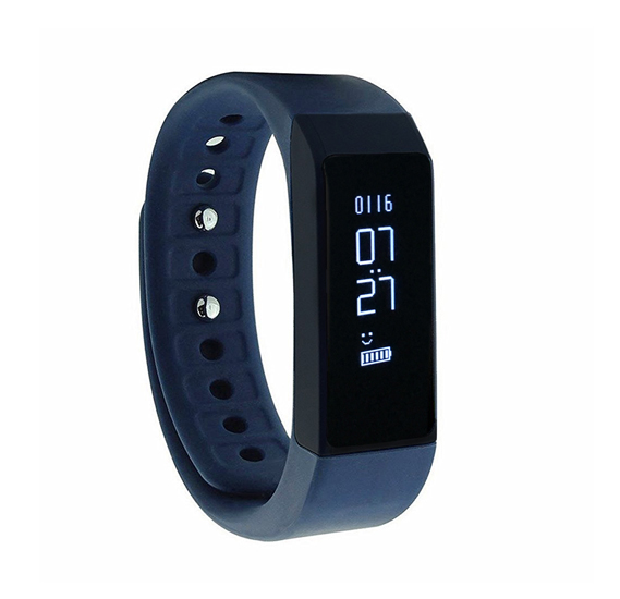Fitmate Z1 Fitness Tracking Health Band-Blue