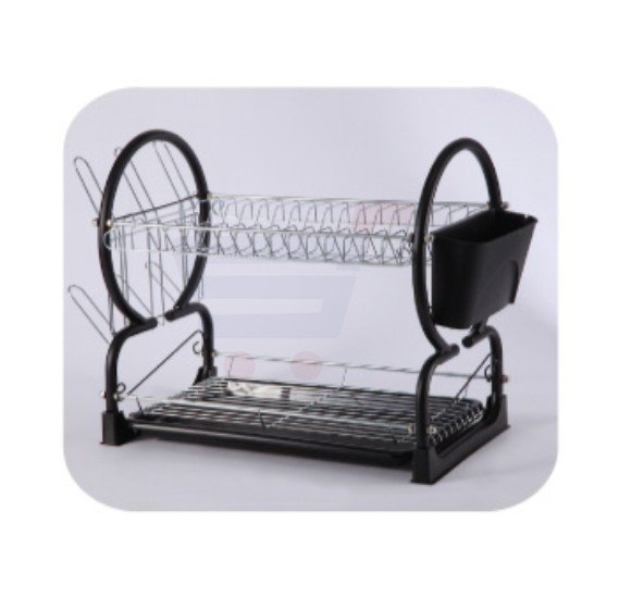 Flamingo Dish Rack 2Layer - FL1311DR