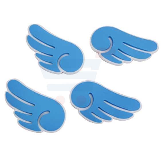 Anglewing Door Guard 4Pcs Set - Blue