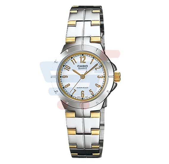 Casio LTP-1242SG Stainless Steel Analog Watch For Women