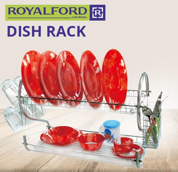 Royalford Dish Rack Small - RF4820