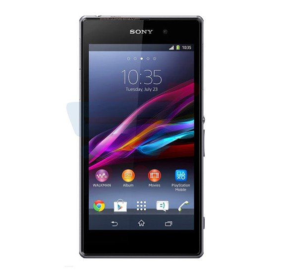 Sony Xperia Z1 4G Smartphone, Android 4.2 Jelly Bean, 5 Inch Full HD Display, 2GB RAM, 32GB Storage, Bluetooth, WiFi, Quad-Core, Dual Camera, Micro SIM - White