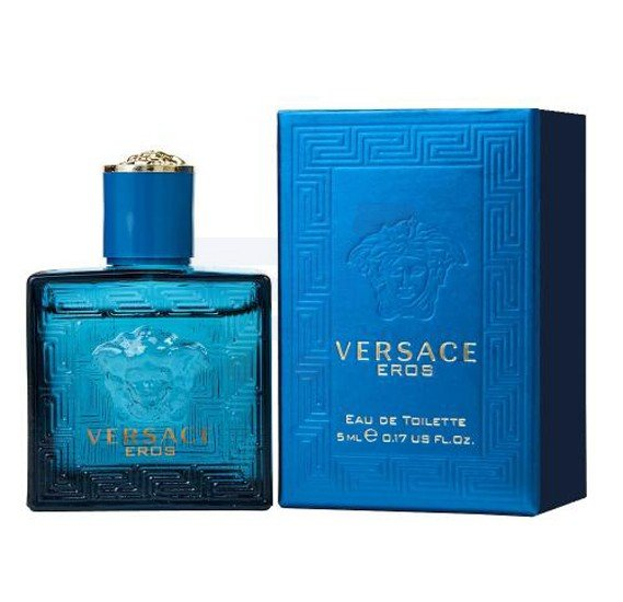 Versace Eros EDT Miniature 5ml