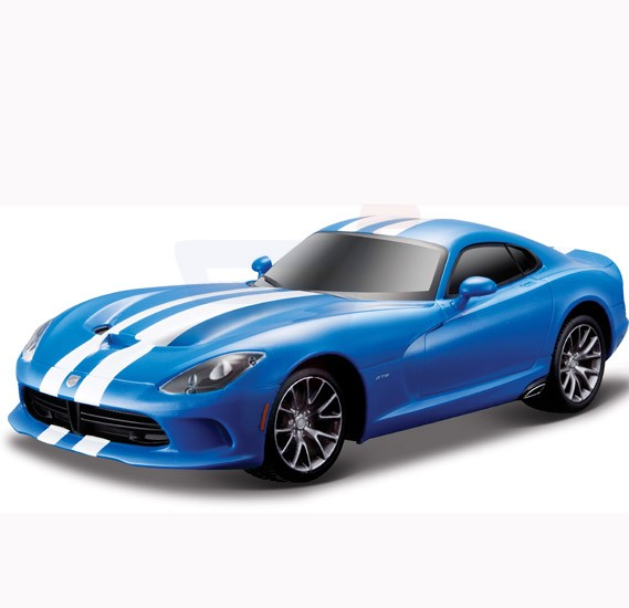Maisto Tech R/C 1:24 Dodge Viper 2013 without Batteries Blue - 81068