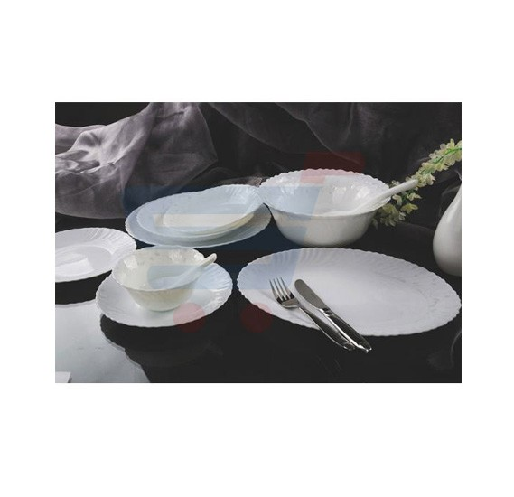 RoyalFord 82 Pieces Round Dinner Set - RF7375