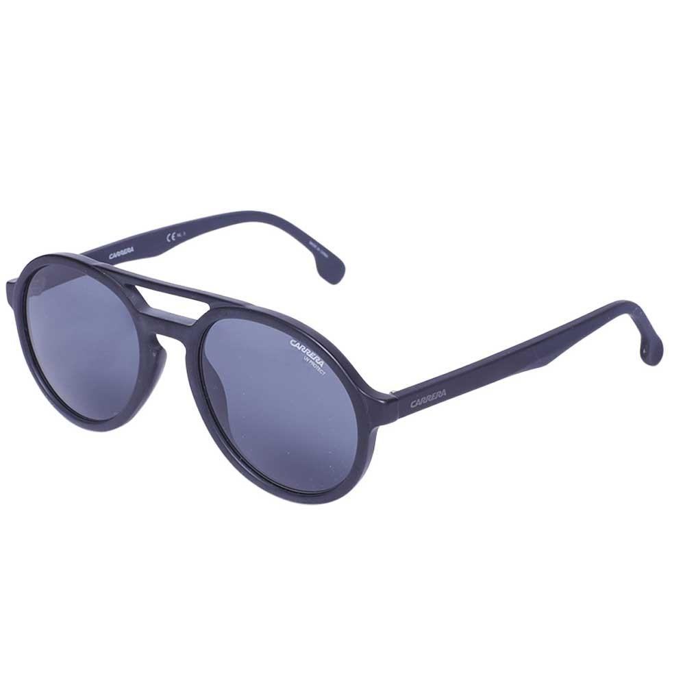 Carrera PACE Aviator Sunglasses for Unisex Matte Black, Size 53