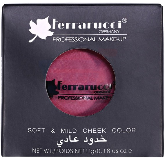 Ferrarucci Soft and Mild Cheek Color 11g, 01
