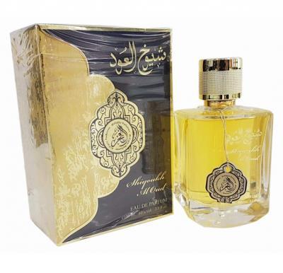 Shiyoukh Al Oud by Al Fakhr for unisex, Eau de parfum 100 ml