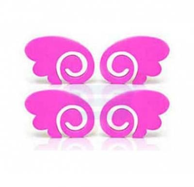 Anglewing Door Guard 4Pcs Set - Pink