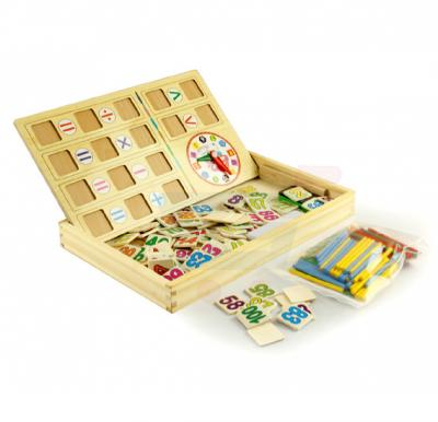 Operation Box Wooden Toy, 7108