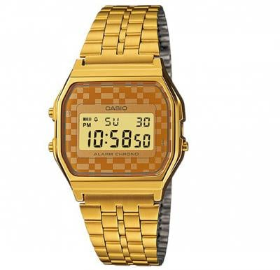 Casio A-159WGEA-9A-DF Unisex Retro, Gold