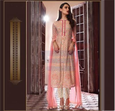 Ganga Guzarish Salwar Suit Dress Material, 4419