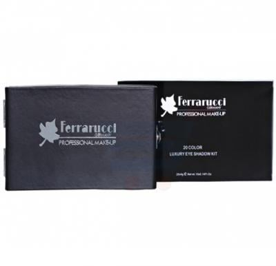 Ferrarucci 10 Color Luxury Eye Shadow Kit 60g, LE001