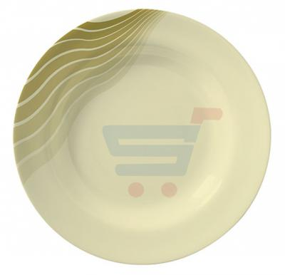 Royalford Melamine Ware 10 Inch Soup Plate AquaThai - RF8140