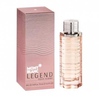 Mont Blanc Legend  Edp 75ml Spy Perfume For Women