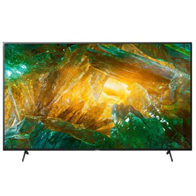 Sony KD75X8000H 75 Inch 4K HDR Android TV, Black