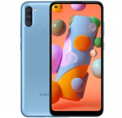 Samsung Galaxy A11 Dual Sim 2GB RAM 32GB 4G LTE - Blue