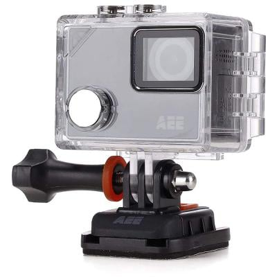 AEE S91B Silver 4K Action Camera with Touch Screen