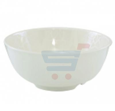 Royalford Melamine Ware 3.5 inch Bowl White Pearl - RF5089