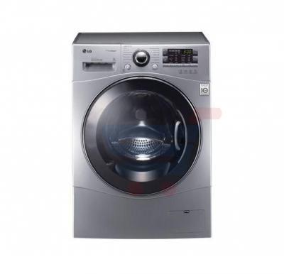 LG 8 kg Front Load Washing Machine with Direct Drive Motor - F4J6TNPOW