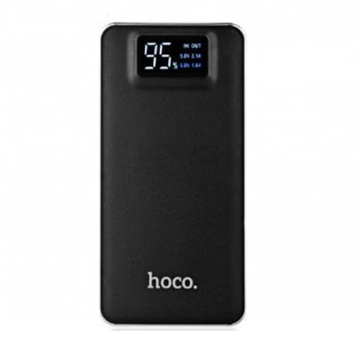 Hoco 10000mAh Power Bank - Black, UPB05