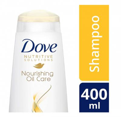 Dove Shampoo Nourishing Oil Care 400 ml