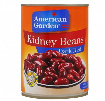 American Garden Red Kidney Beans Eoe 400 Gram