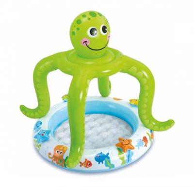 Intex Smiling Octopus Shade Baby Pool, 57115