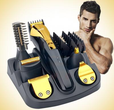 Saachi 12 in 1 Rechargeable Hair Trimmer - NL-TM-1352