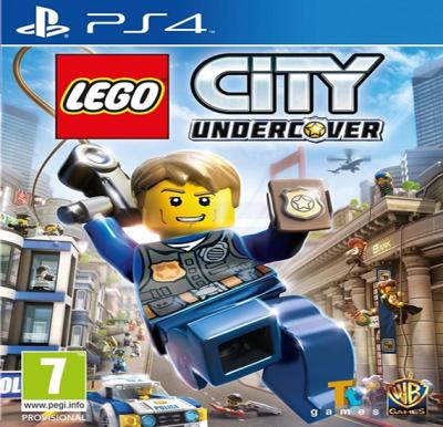 Warner Bros Lego City Undercover For PS4