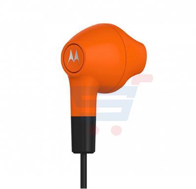 Motorola Moto Earbuds Orange