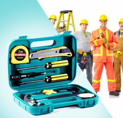 Epsilon 9 pcs toolset,EN3414