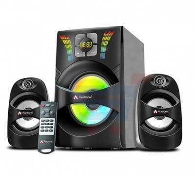 Audoionic 2.1 Channel Speaker,Bluetooth,SD Card,FM Radio-AD4500