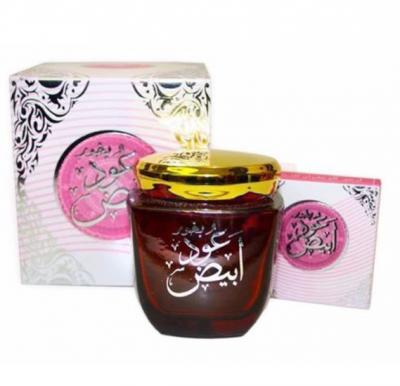 Al Zaafaran Bakhoor/Bukhoor Oud Abiyedh Fragance Incense 50G For Unisex
