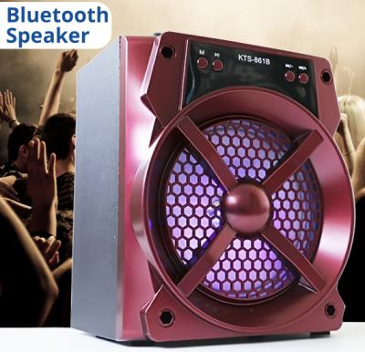 Portable Speaker With Bluetooth KTS 861, With USB/FM/Bluetooth Function ZN7531