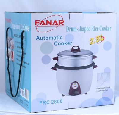 Fanar Frc2800 Automatic Rice Cooker 2.8ltr