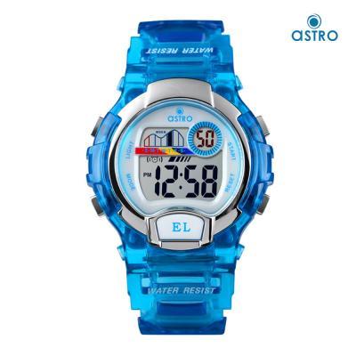 Astro Kids Digital Grey Dial Watch A20901-PPNS, Size 35