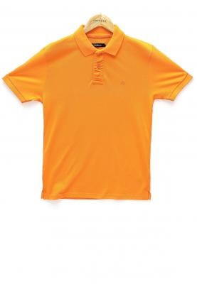 Address Light Orange Polo T- Shirt