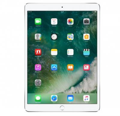 Apple Ipad Pro 10.5 Inch 4G Tablet, iOS 11, 4GB RAM, 256GB Storage, Dual Camera - Silver