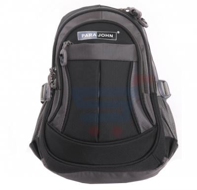 Para John 20 Inch School Bag, Black- PJSB6010