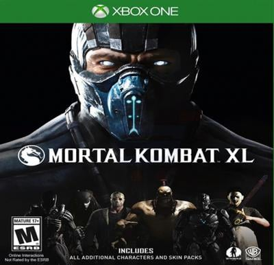 Warner Bros Mortal Kombat XL For Xbox One