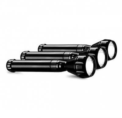 Impex Flashlight 3 Pcs Combo CB 2226