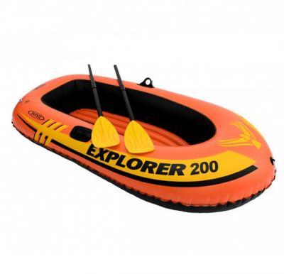 Intex Explorertm 200 Boat Set, 58331
