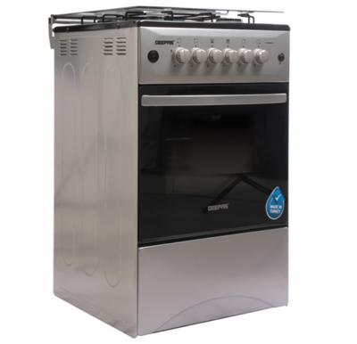 Geepas Free Standing Cooking Range - GCR5050NPST