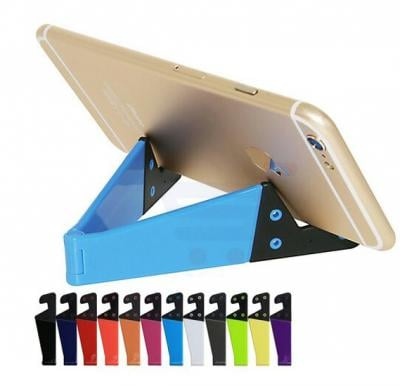 Universal Multi-Color holder stand for mobile and tablets