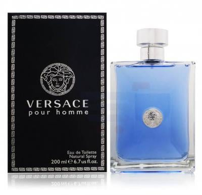 Versace Pour Homme EDT 200ml For Men