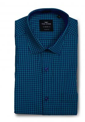 Park Avenue PMSY12343-N5 Mens Shirt, Size 42